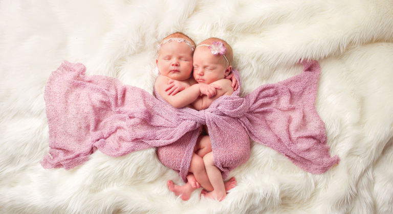 When i get calls from expectant mothers of twins they almost all share the same concern isnt it going to be hard to get two babies to sleep at the same